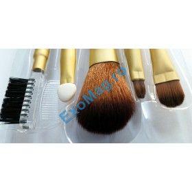 Trusa 5 pensule machiaj - http://exomag.ro/pensule-machiaj-profesionale-makeup/trusa-5-pensule-de-machiat.html
