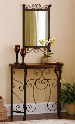 Entryway Accent Console Table