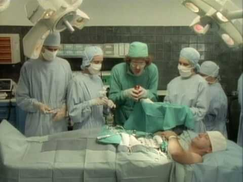 "Weird Al: ""Like a Surgeon"" (1985); parody of Madonna's ""Like a Virgin"""