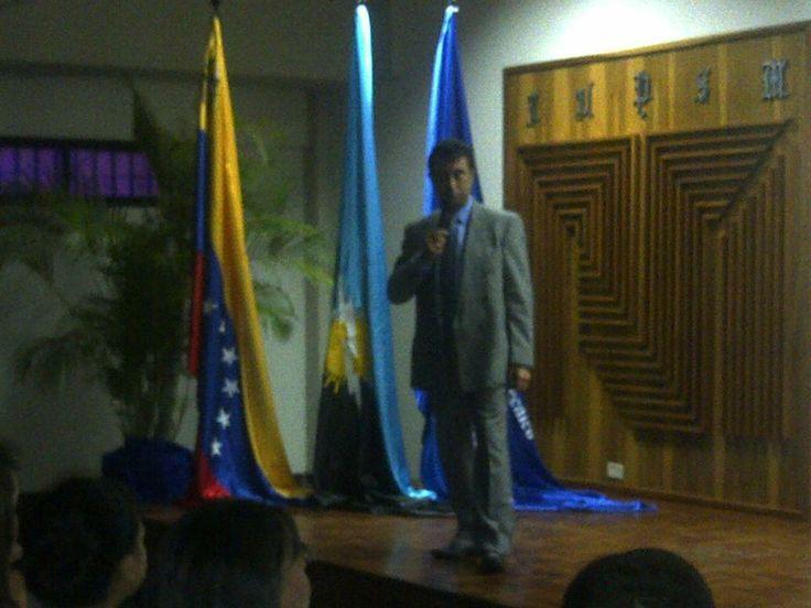Ingeniería Social. Jornadas Tecnológicas IUPSM. Maracaibo, Zulia. 2013.