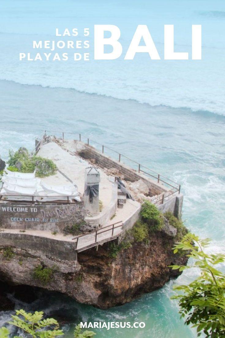 Las 5 mejores playas de Bali