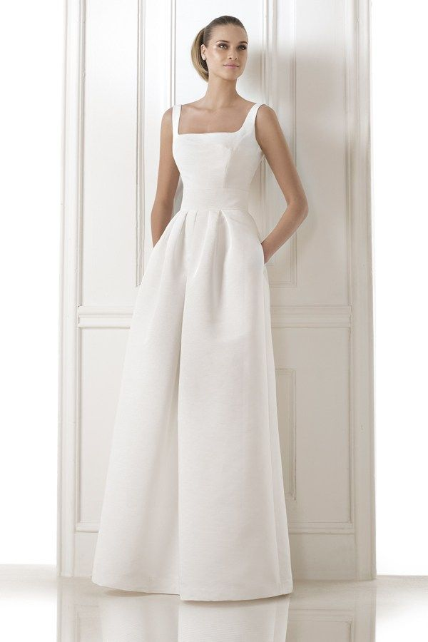 A new preview collection to whet your appetites for the latest dress designs from Pronovias