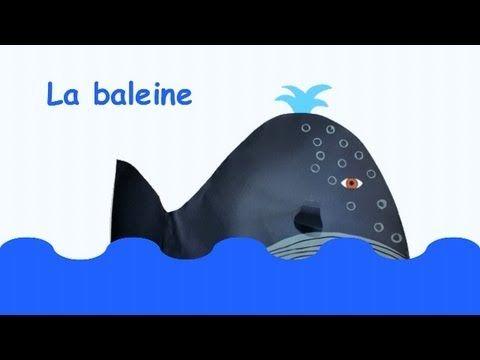 Activité pour la journée de la Terre: Les baleines