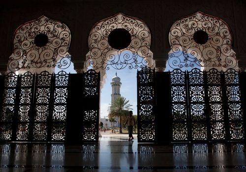 iloveaceh:    Beautiful Gates, Masjid Raya Baiturrahman, Banda Aceh, Aceh, Indonesia.