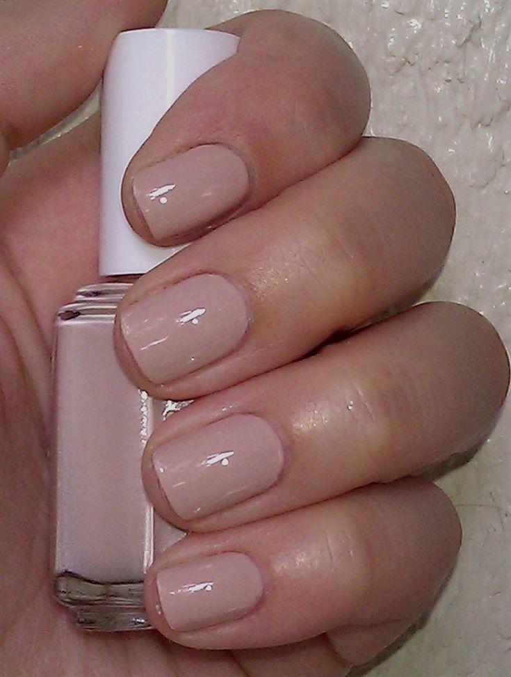Polish or Perish: Nude Pink Perfection – Essie Topless & Barefoot #NailPolishTip…