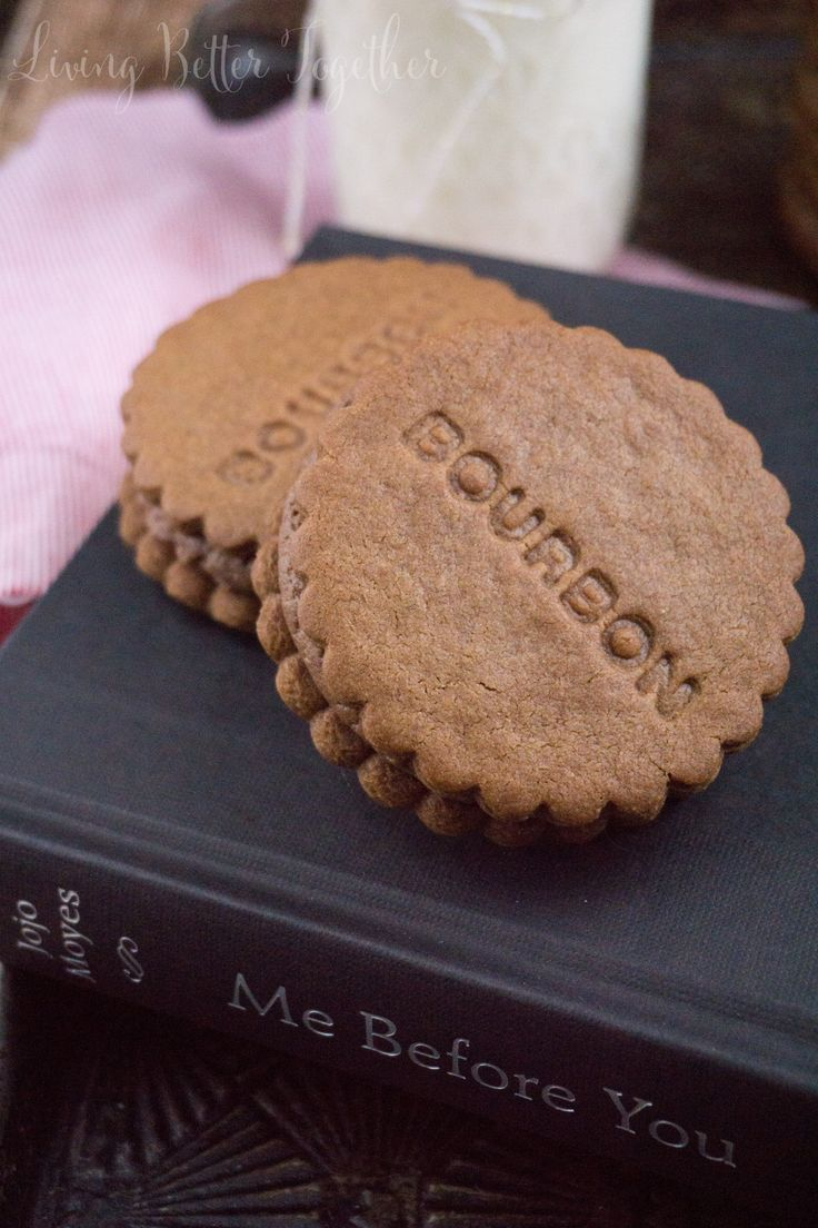 Bourbon Creams and Me Before You Book Review Living
