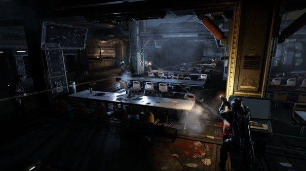 Star Citizen: nuove immagini e primo video di gioco sul modulo FPS