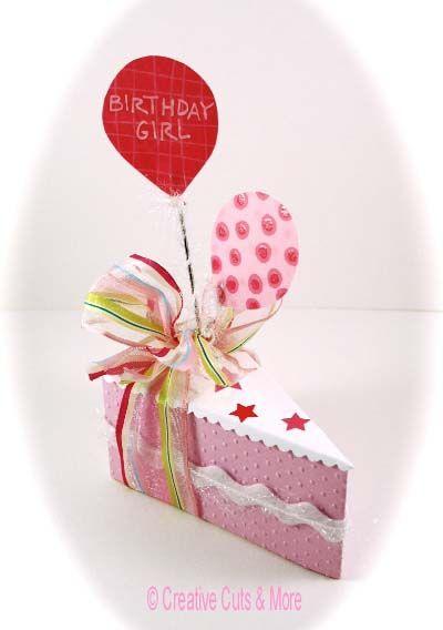 Cake Slice Box by Pam Smerker