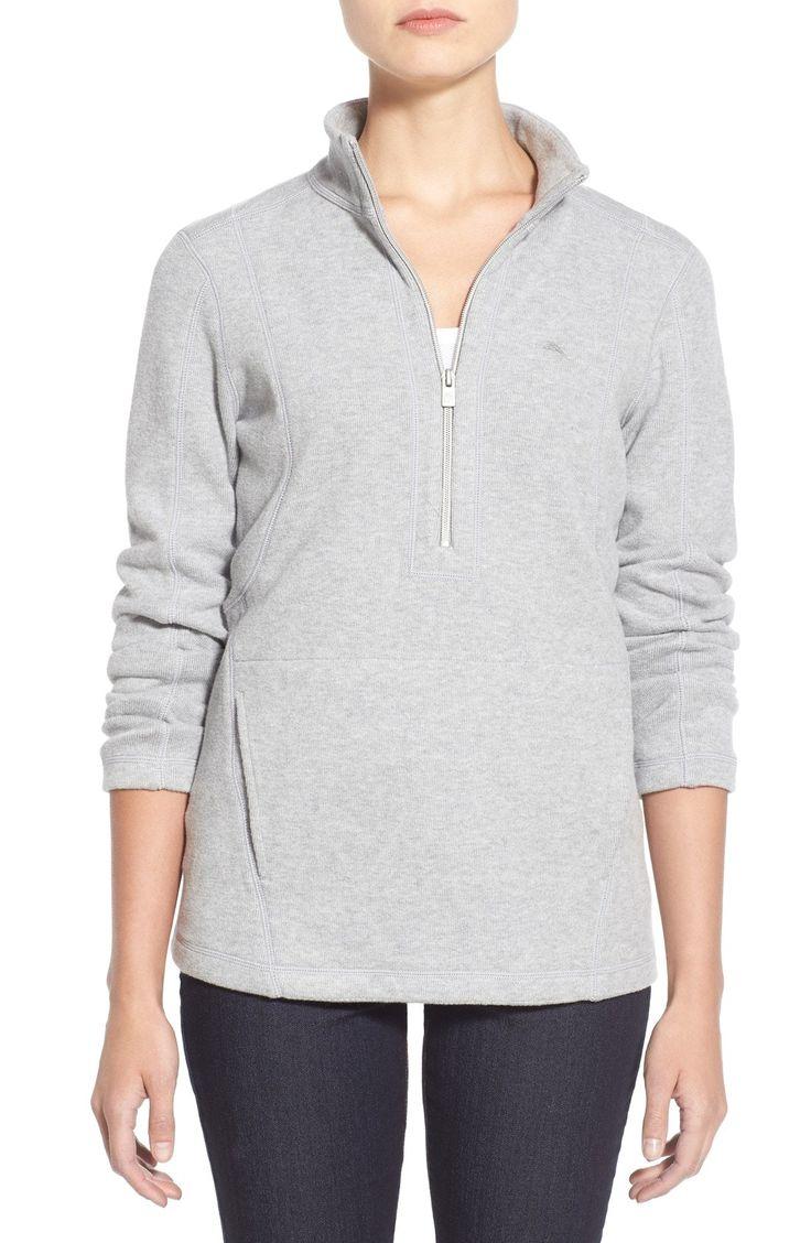 New Tommy Bahama 'Aruba' Half Zip Sweatshirt BLACK fashion online. [$98] new offer from Offershop<<