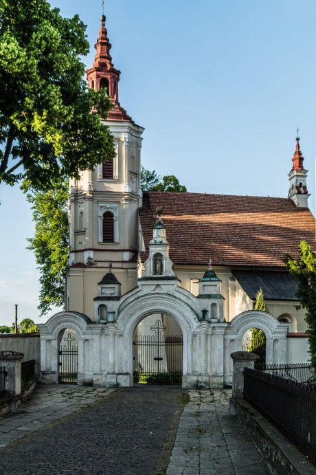 Szczebrzeszyn - Poland