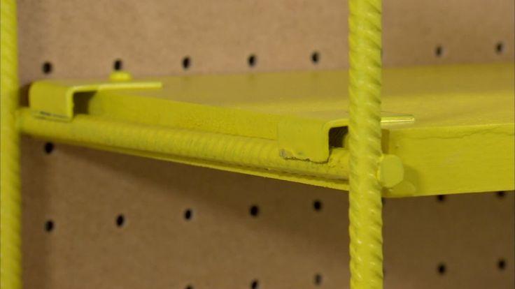 Jims variant av den berömda Stringhyllan