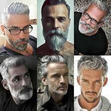 Resultado de imagen para barbearia barba grisalha