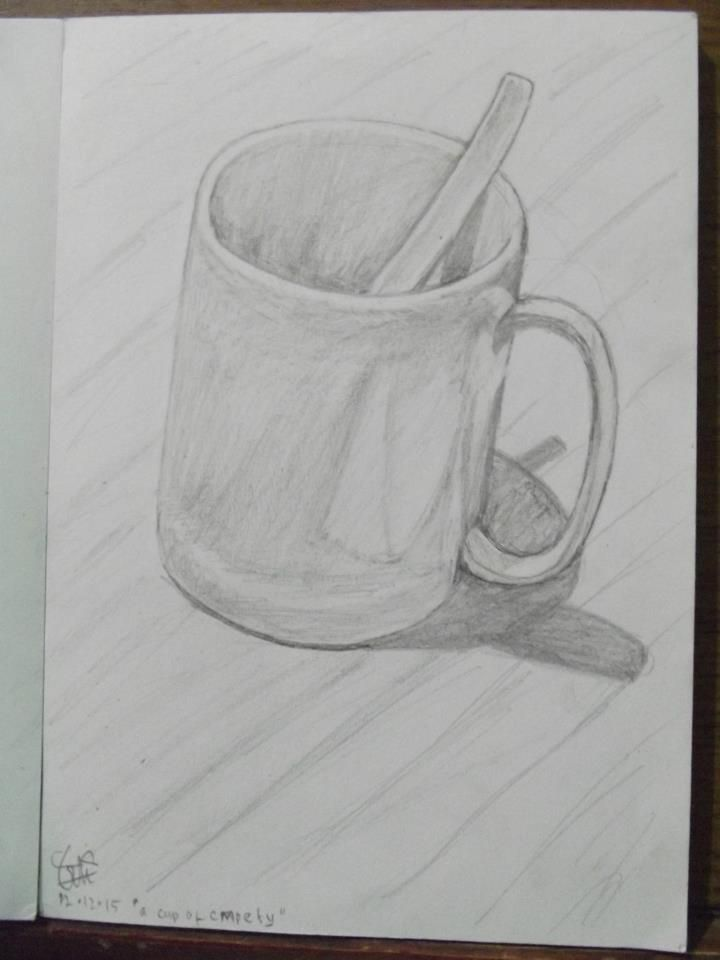 """""""cup of happiness"""" This cup accompanied me in many ways, .."""