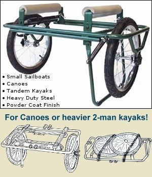 Swedish Style folding cart