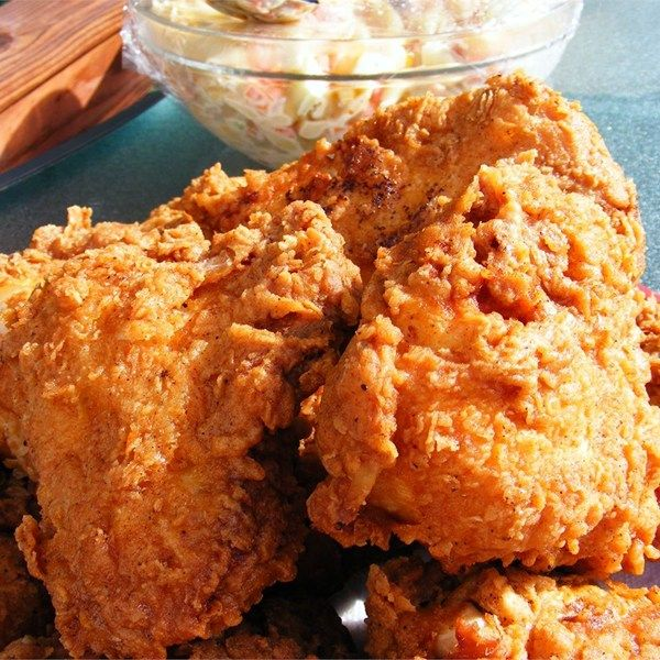 863 best cooking videos images on pinterest cooking recipes triple dipped fried chicken forumfinder Choice Image