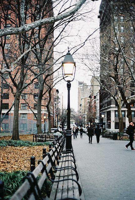 Washington square, NYC