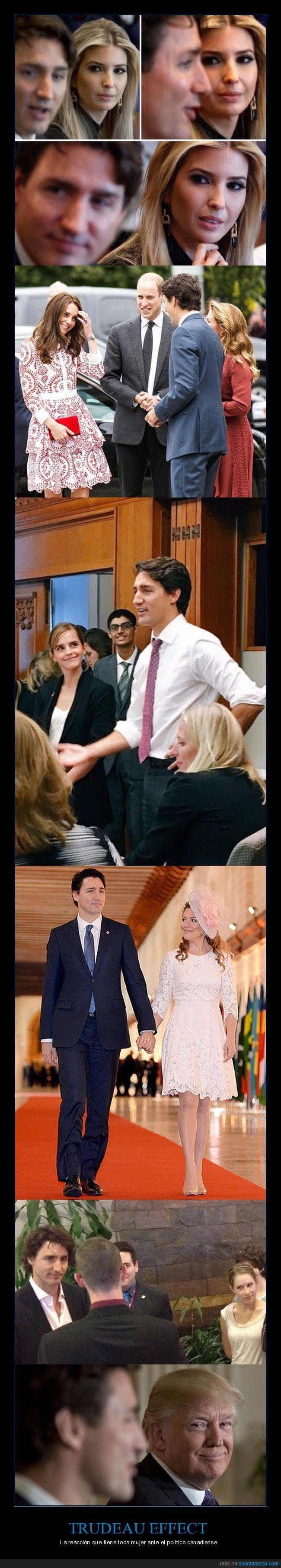 Todas las mujeres que han caído rendidas ante el primer ministro de Canadá - La reacción que tiene toda mujer ante el político canadiense   Gracias a http://www.cuantarazon.com/   Si quieres leer la noticia completa visita: http://www.skylight-imagen.com/todas-las-mujeres-que-han-caido-rendidas-ante-el-primer-ministro-de-canada-la-reaccion-que-tiene-toda-mujer-ante-el-politico-canadiense/