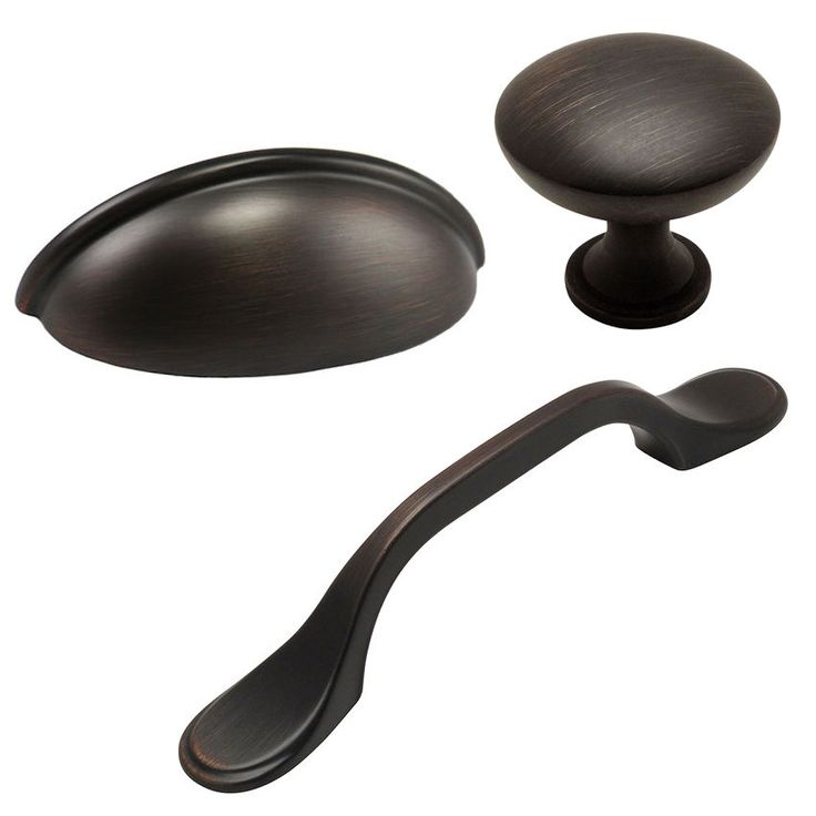 Cosmas Oil Rubbed Bronze Cabinet Hardware Pulls, Knobs, and Hinges in Home & Garden, Home Improvement, Building & Hardware | eBay