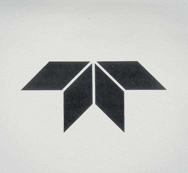 :: Retro Corporate Logo Goodness - Teledyne ::