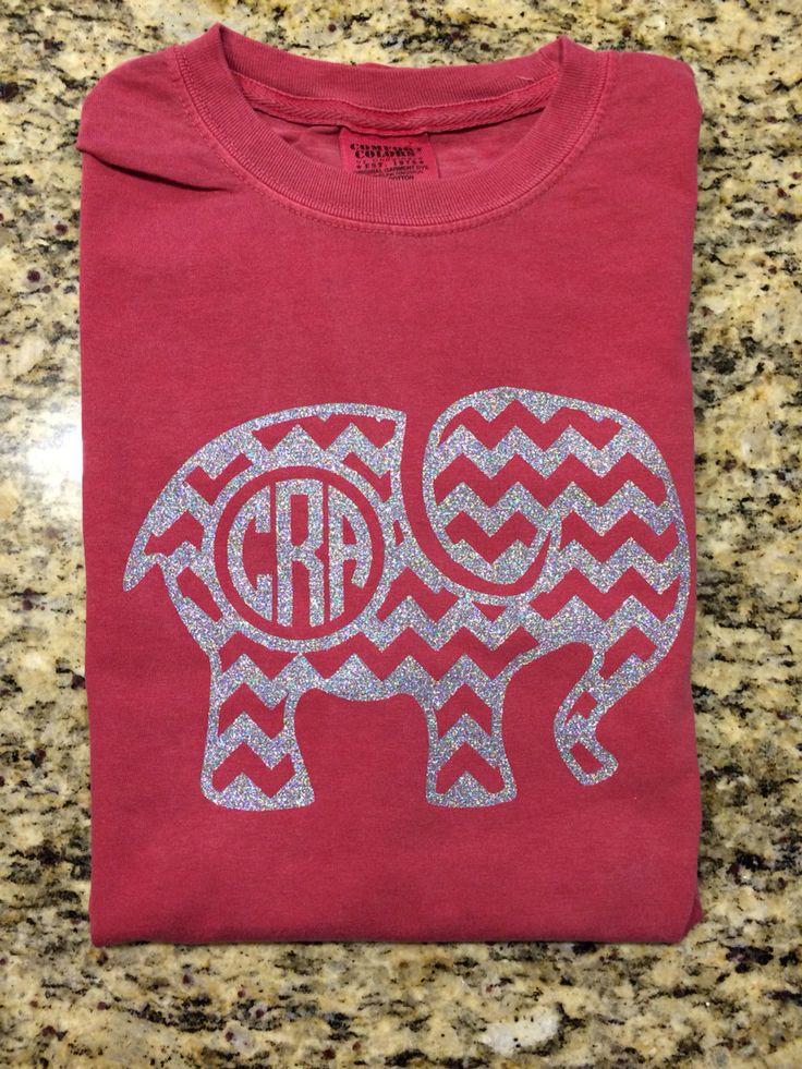 Alabama shirt I made for my niece. Silver Siser HTV. . #htv # silhouette