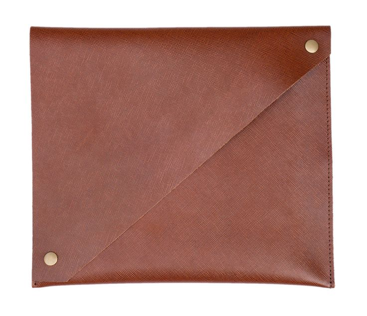 MEET ME AT DEGRAVES CLUTCH IN TAN