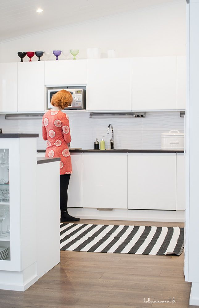 design-talo keittiö, topikeittiö