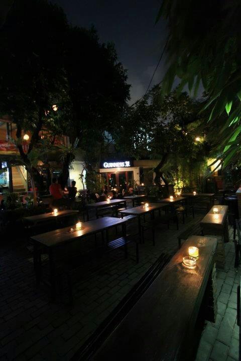 Bremer Beer Garden - Jakarta