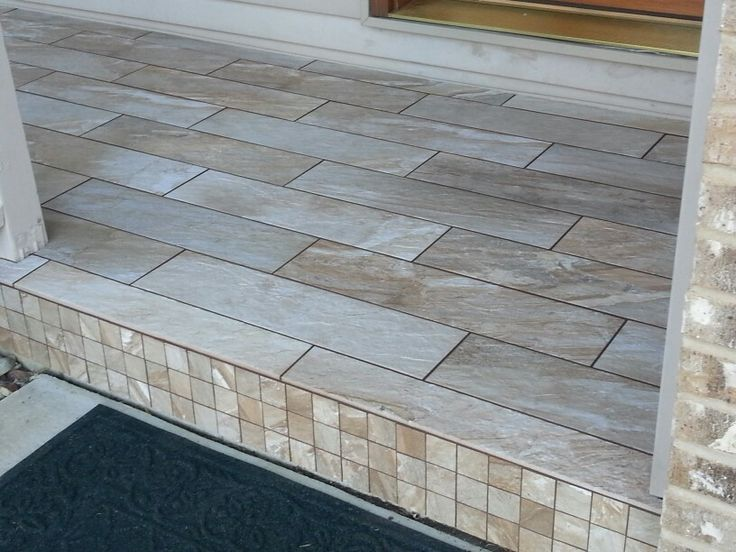 78 images about update patio entry on pinterest patio tiles porcelain tiles and stamped - Basics mosaic tiles patios ...