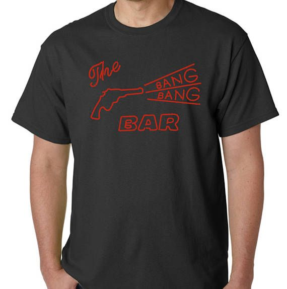Tee shirt Twin peaks le bang bang bar t