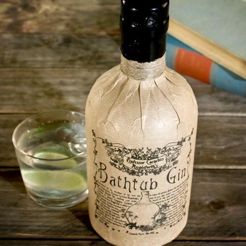 Bathtub Gin from Firebox.com