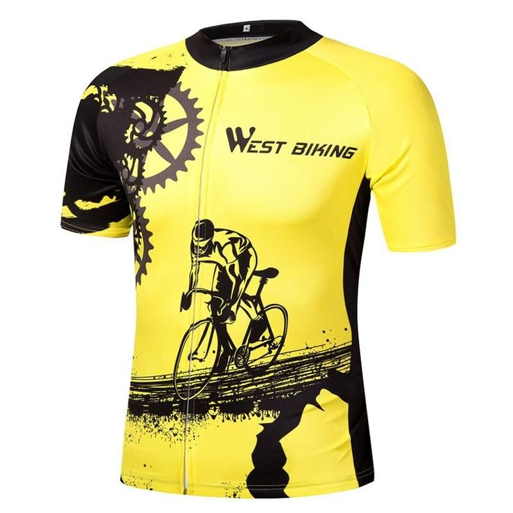 WEST BIKING Bike Short Sleeve Specifications: Item Type: Jerseys Gender: Men Fabric Type: Knitted Material: 100% POLYESTER Shorts Weight: Jersey 175G(size L) Sl airmen jersey dominos jersey ocorian jersey are available in cyclings tore, Cycling store near me, Road bicycle racing, pro cycling manager 2018 and 2017 with Superleague triathlon dominos jersey is best for road bicycle racing Shop online or shopping now and buy online is hassle-free rather than going to the mall. cycling product…