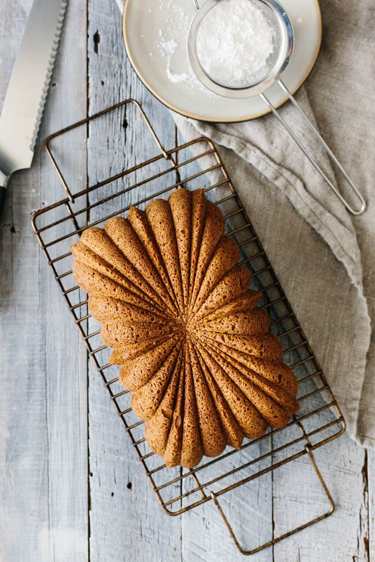 This paleo pumpkin bread recipe is a staple for the holidays. It's gluten-free, dairy-free, extremely moist, deliciously spiced and smells amazing.