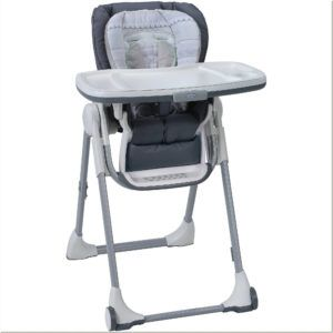 evenflo easy fold high chair striped directors chairs compact covington http jensenackles us