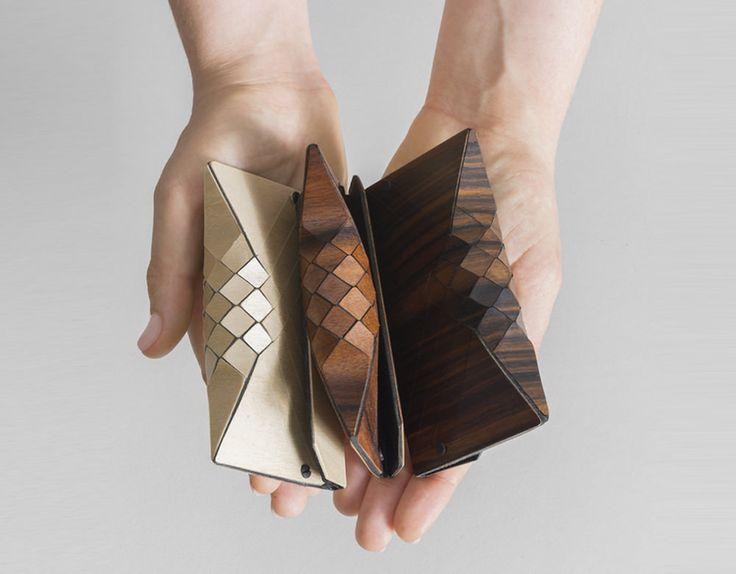 textile de bois.