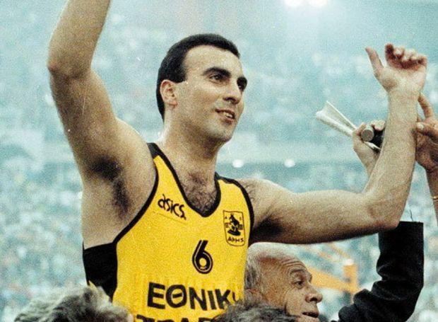 Νίκος Γκάλης: Ο κορυφαίος έλληνας καλαθοσφαιριστής όλων των εποχών και ο άνθρωπος που άλλαξε τη μοίρα του αθλήματος στη χώρα μας...