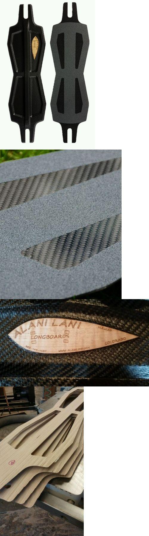Decks 165944: Alani Lani 36 Keahi, Longboard Deck - Firm , Drop Through, Push, Paddle, Carbon -> BUY IT NOW ONLY: $369 on eBay!
