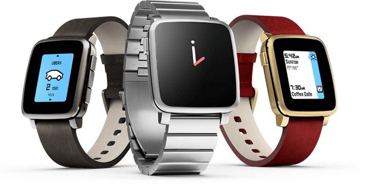 Penge til et smartwatch