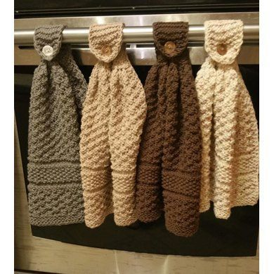 633 Best Images About Knitting Patterns For The Kitchen