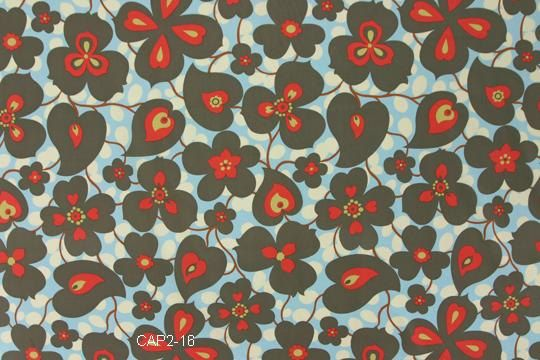 Amy Butler Fabric Lotus Collection Morning by BelloBerryFabricShop, $8.25