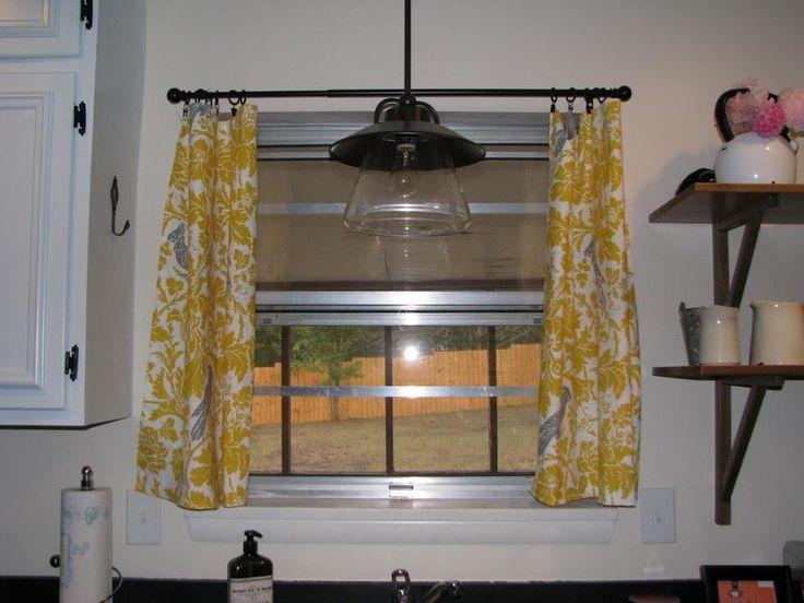 17 best ideas about grey kitchen curtains on pinterest   farm sink