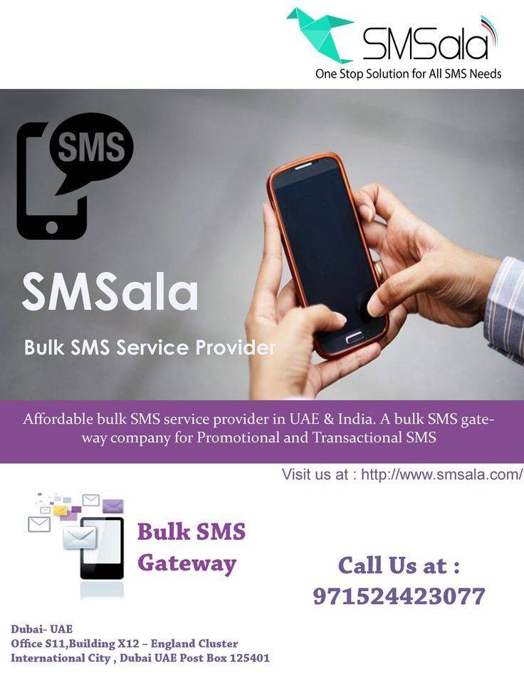 SMS gateway is a powerful, flexible SMS Gateway application that enables the applications to send/receive SMS messages to mobile devices with your computer. It has an easy to use user interface and an excellent internal architecture. Our proposed system connects to SMS gateway internally. When a user uses Messaging System, the Authentication is important. Without this Authentication, users are not able to send the message.  .http://smsala.com/BulkSMS/smsala-sms-gateway