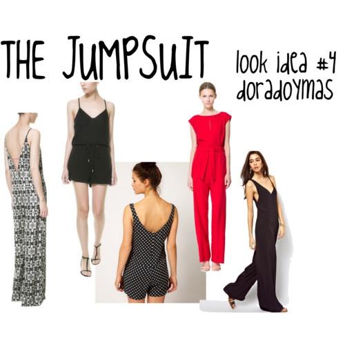 blog moda doradoymas blogger: Look Idea #4 Jumpsuit mono zara inditex asos doradoymas nuevo post