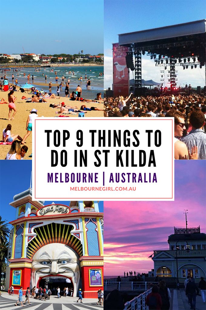 Top 9 things to do in St Kilda