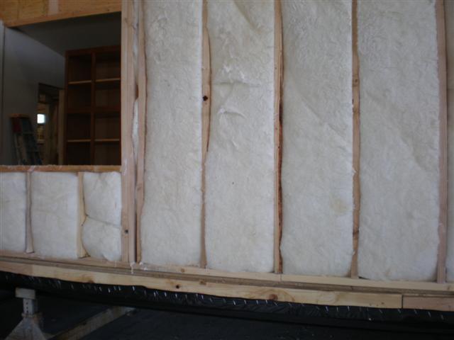 Formaldehyde Free Fiberglass Insulation