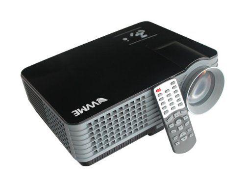 VVME V01(B) LED HDMI Projector 1080p HD Compatible (Native WVGA 800 x 480) For Home Cinema, Movie, Video Games VVME $300.00 http://www.amazon.com/dp/B002AQQJTI/ref=cm_sw_r_pi_dp_Kf7Mtb05WYJ21504