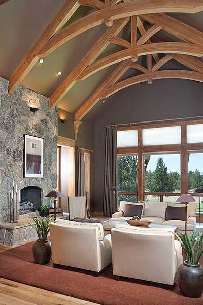 25+ best Mountain houses ideas on Pinterest | Mountain homes, Nice ...