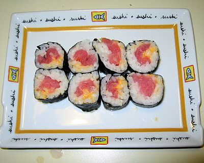 The Virtuous Wife: Sushi Night Tutorial