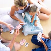Fun Family Activities for When You're Stuck Inside