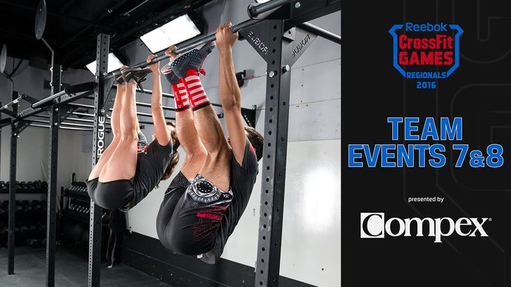 2016 Regional - Team Events 7 & 8 Announcement - YouTube