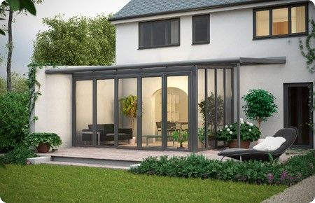 uPVC Veranda Glass Extensions | PVCu Veranda Glass Extension designs | Veranda Glass Extension prices & special offers